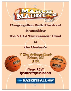 march madness flyer copy